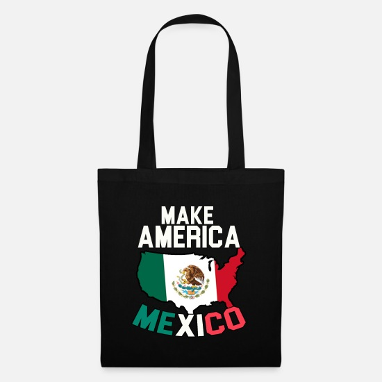 Grungy Bags & Backpacks - cinco de mayo - 5 de mayo - Tote Bag black