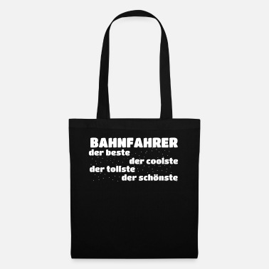 Train Driver Train driver train - Tote Bag