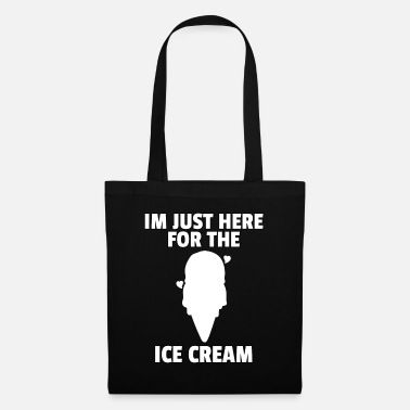 Ice Cream Parlour Ice Cream Sundae Ice Cream Cone Ice Cream Summer Sweet Gift - Tote Bag
