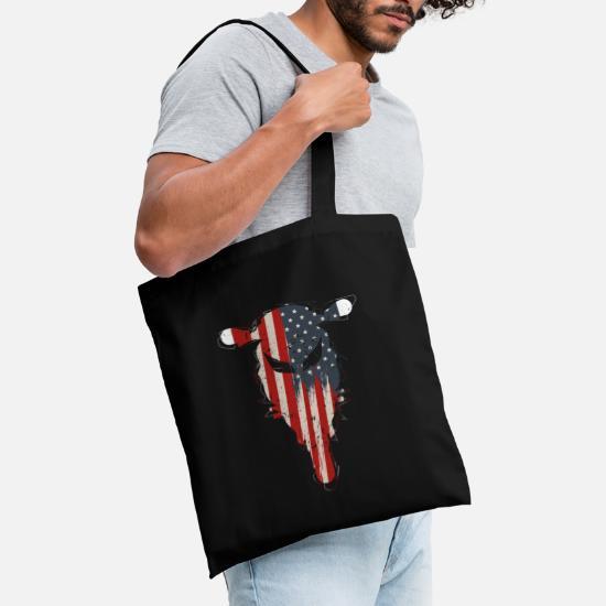 Regalo della bandiera americana del motociclo Borsa di ...