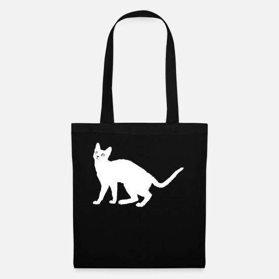 Meow Bags & Backpacks - Bengal - Tote Bag black