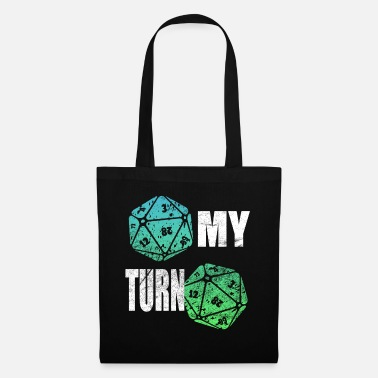 Roll The Dice Funny dice game Dice Dice Gift - Tote Bag