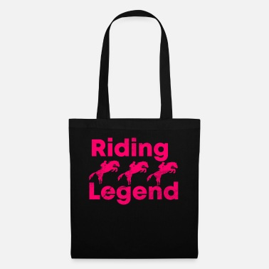 Horse Fan Horse riding legend riding horse horse - Tote Bag