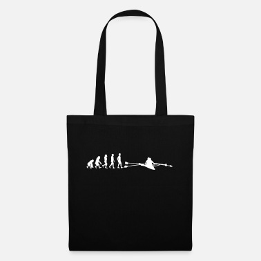 Rower Evolution Rowers Team Crew T-Shirt - Tote Bag