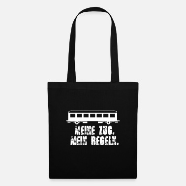 Light Rail Train driver journey - Tote Bag