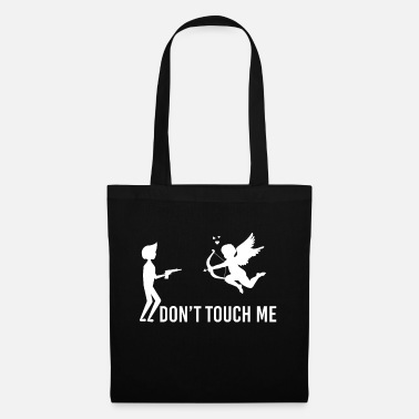 Cupido Do not Touch Me Cupido En - Tote Bag