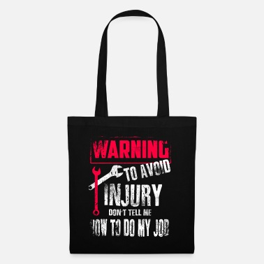 Teacher Training Plumber hobby sport leisure gift - Tote Bag