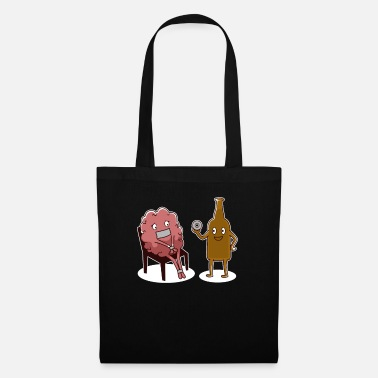 Glass Stop thinking about catching a drink - Tote Bag