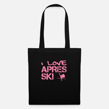 After Ski Afterski Apres Ski Party Celebration After Ski Apresski - Tote Bag