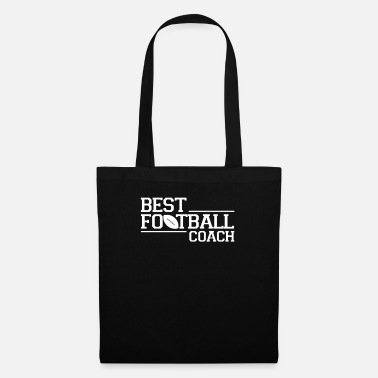 Physical Education American Football Coach Team Coach Instructor - Tote Bag