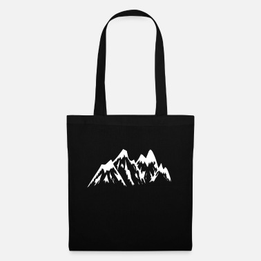 Mountains Mountain mountains mountains - Tote Bag