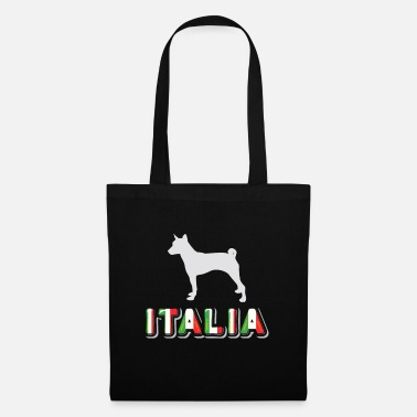 Dog Lover Italy country Shiba Inu dog gift design - Tote Bag