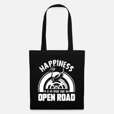 Bicycling Bicycle Bicycle Happiness - Tote Bag