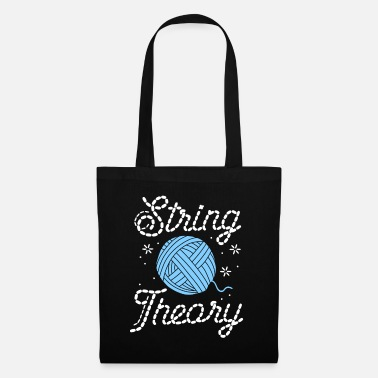 Thing Funny Sewing Shirt For Women String Theory Sew - Tote Bag