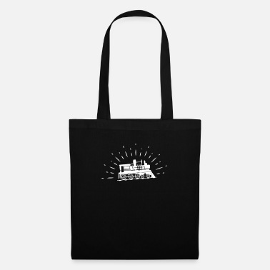 Train Driver Model Railway - Tote Bag