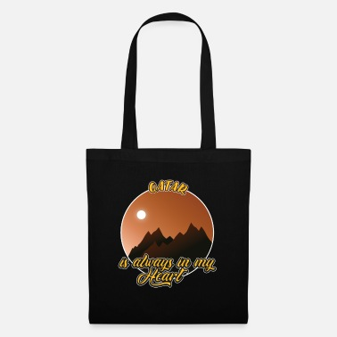 Sport Qatar forever in the heart - Tote Bag