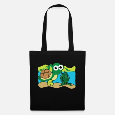Return Of The Return Of The Turtle - Tote Bag