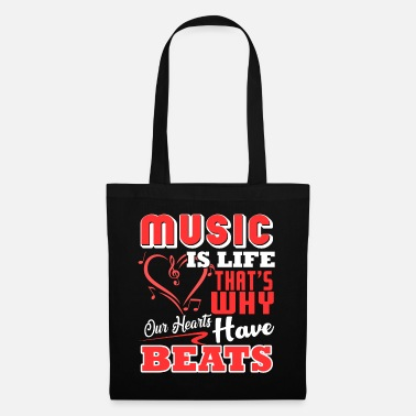 Music Teacher Music Teacher Music Teacher Music Is Life - Tote Bag