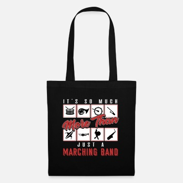 Music Marching band - Tote Bag