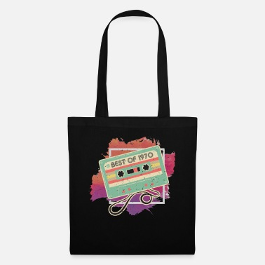 Since 50th birthday men 50 legendary since July 1970 - Tote Bag