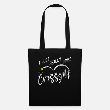 Cross Golf Cross golf Cross golfers Cross golf - Tote Bag
