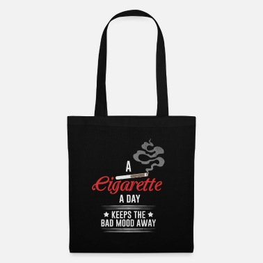 Cigarettes Smoke - Tote Bag