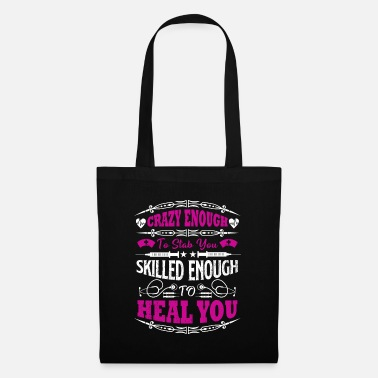 Nurse nurses hospital - Tote Bag