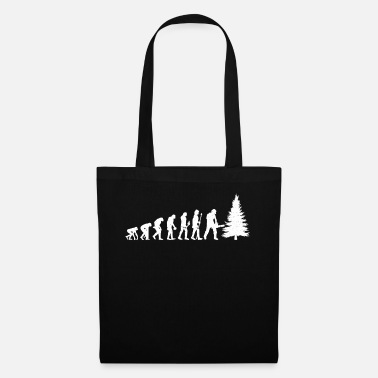 Holzmann Lumberjack Tree Cutter Chainsaw Forester Profession - Tote Bag