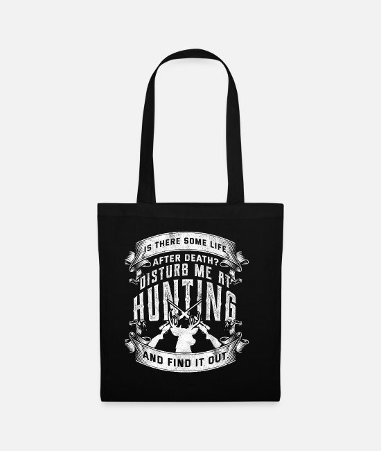 Stag Bags & Backpacks - To hunt - Tote Bag black