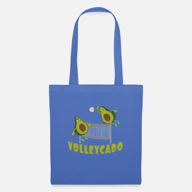 Beachvolley Volleyball avocado volleycado volleyballer sport - Mulepose