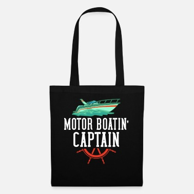 Motor Boat Motor boat motor boating speed boat racing boat - Tote Bag