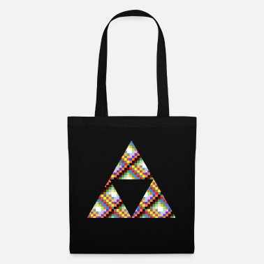 Inca Inca triangles - Tote Bag