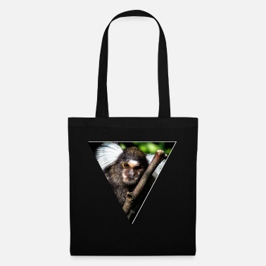 Marmoset monkey - Tote Bag
