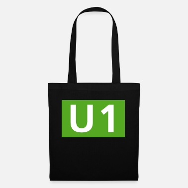 U1 Berlin subway - Tote Bag