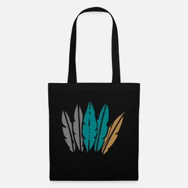 Jewelry feather jewelry - Tote Bag