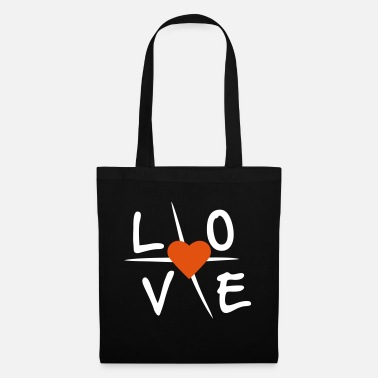 Love With Heart Love with heart - Tote Bag