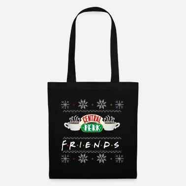 Friends X-Mas Central Perk - Tote Bag