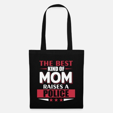 Police Mom Police - Police - Tote Bag