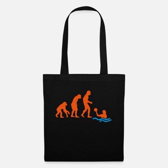Water Polo Bags & Backpacks - evowaterpolo2kl - Tote Bag black