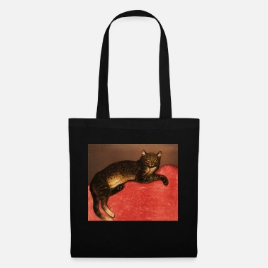 Magical, erotic cat - Tote Bag