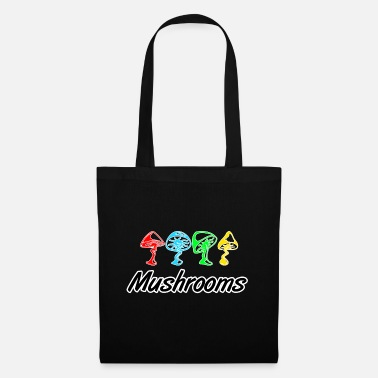 Magic Mushrooms Magic Mushrooms mushrooms magic mushrooms - Tote Bag