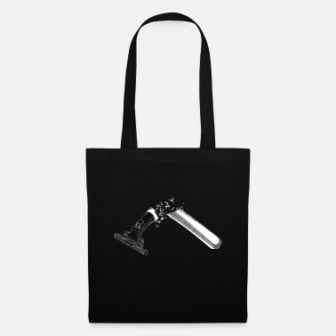 Shaved No shave! - Tote Bag