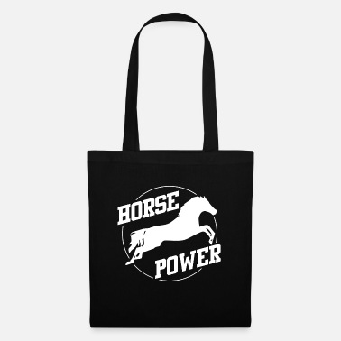 Western Riding Horse horse power - Tote Bag