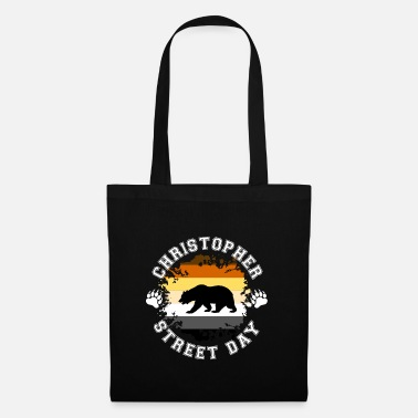 Gay Pride Bear CSD Gay Pride LGBT Bear Teddy - Tote Bag