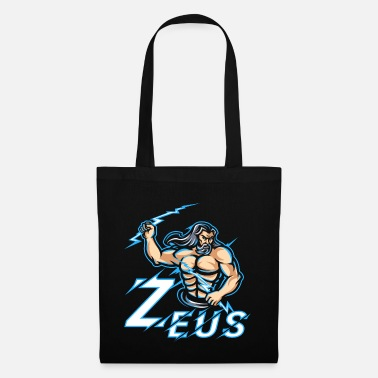Apollo Zeus Greek Mythology Graphic - Tote Bag