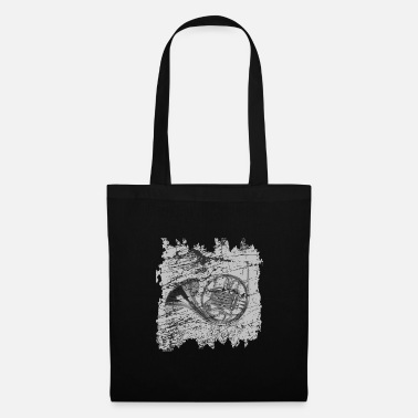 Instrument Trumpet musician instrument - Tote Bag