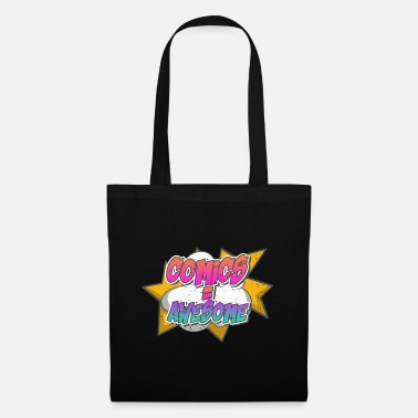 Comics Comic comics cartoon - Tote Bag