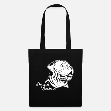 Bordeaux DOGUE PORTRAIT DE BORDEAUX - Tote Bag