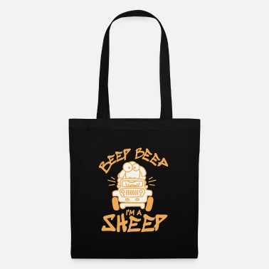 Beep Beep Beep I'm a Sheep - Tote Bag