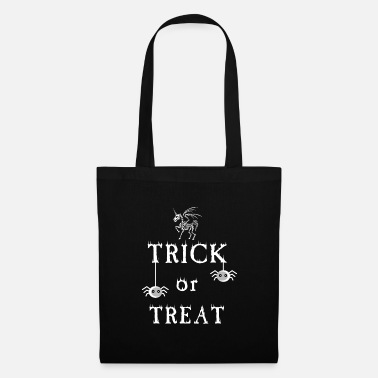 Trick Or Treat Trick or Treat - trick or treat - Tote Bag
